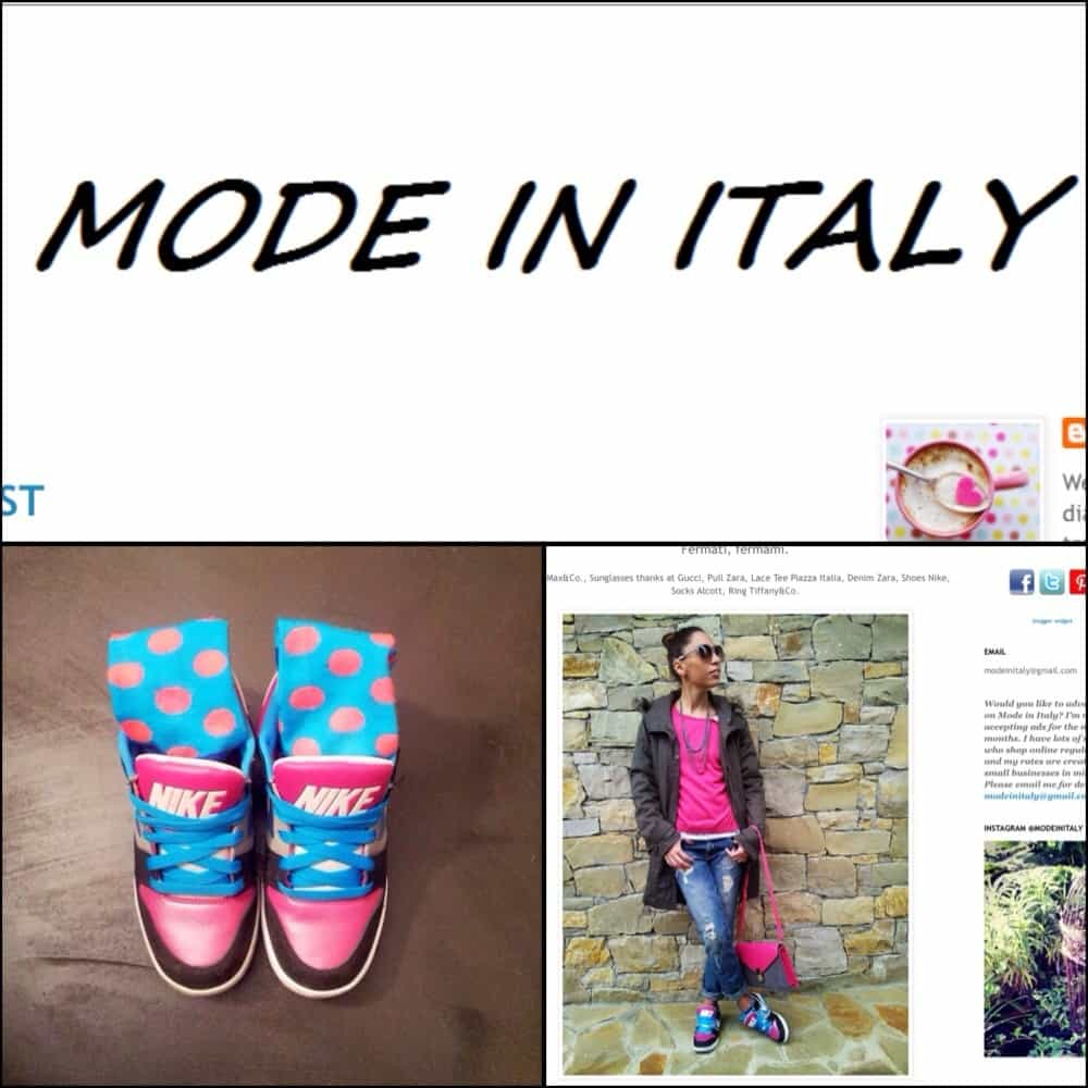 Mode in italy