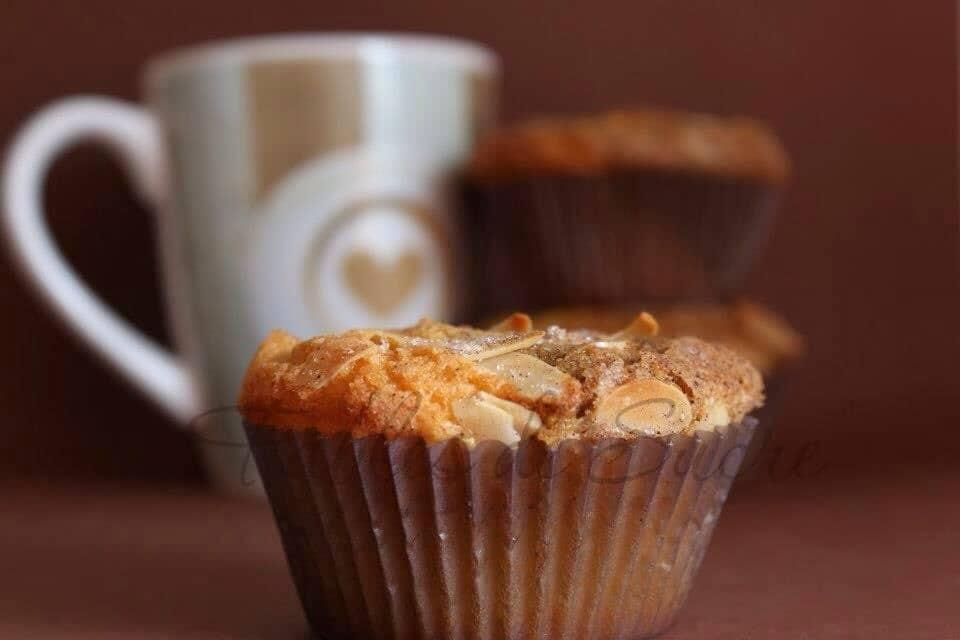 Cupcakes marmorizzati al caffè
