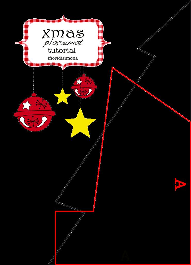 tovagliette natalizie