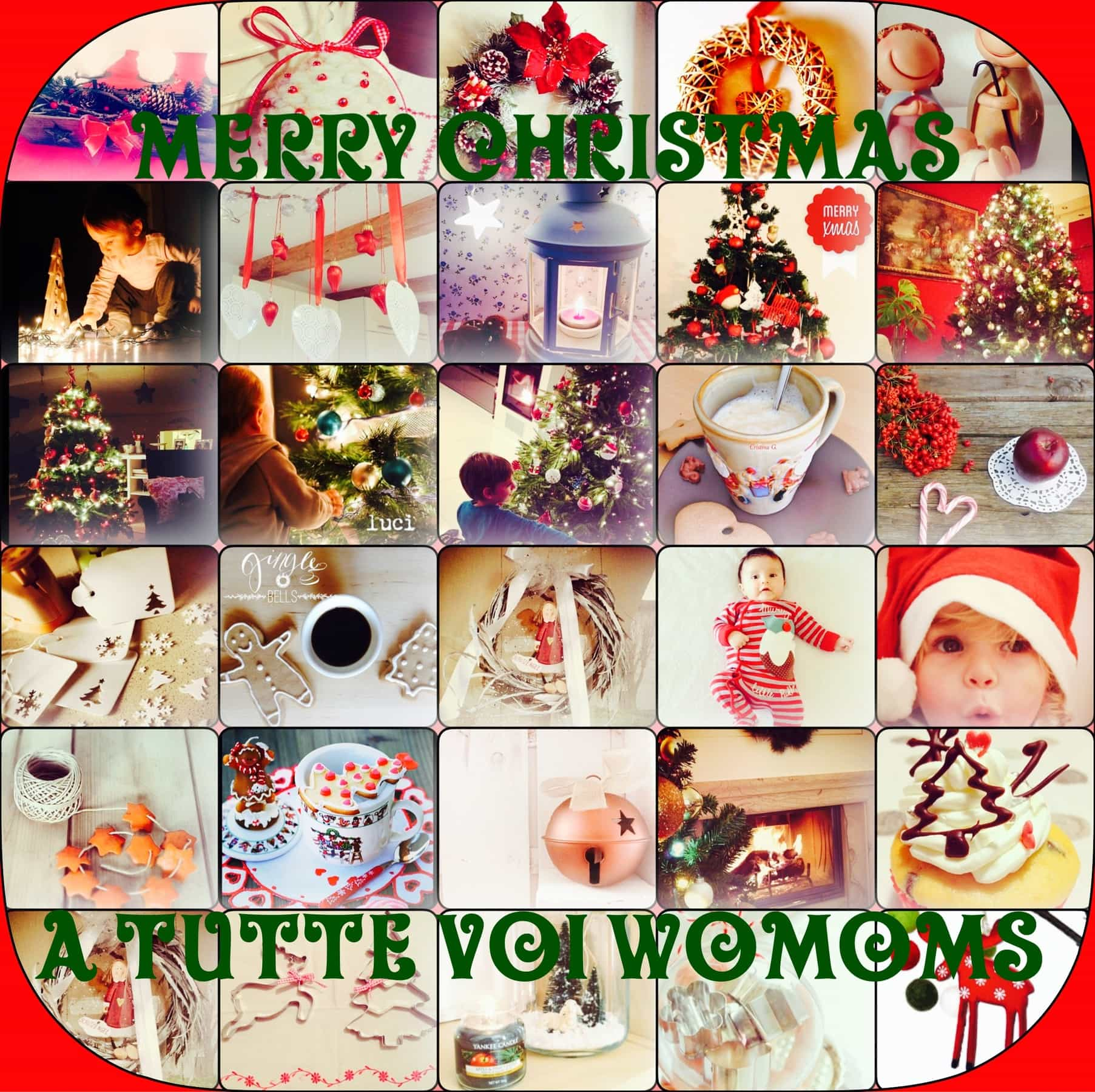 Merry Christmas by Womoms