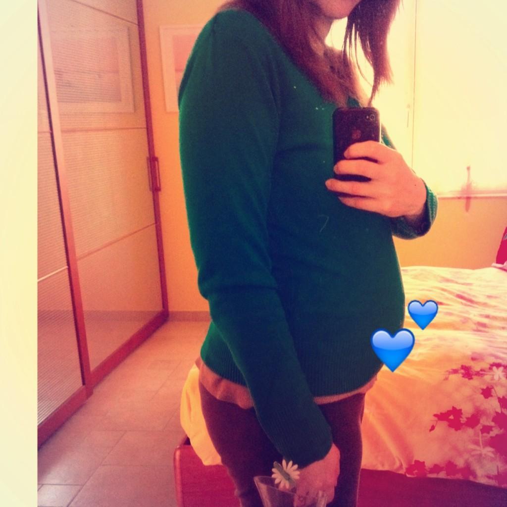 9 mesi insieme a te. La mia esperienza della gravidanza!