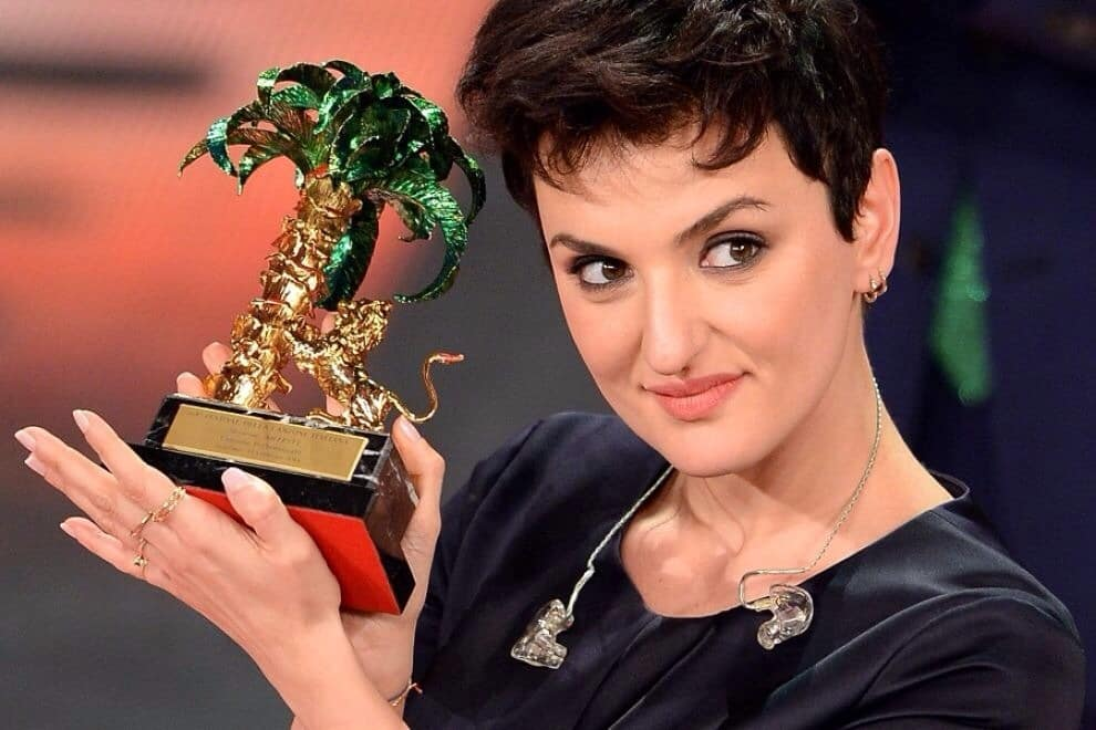 Arisa-vincitrice Sanremo 2014