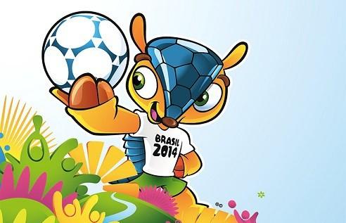 mascot brasil2014
