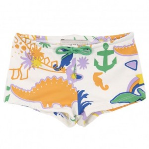 shorts-da-bagno-finn-dinosauri-multicolore-stellamccartney