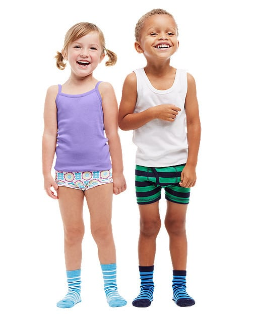 Kids fashion: underwear