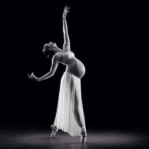 Sara Aiello: mamma ballerina