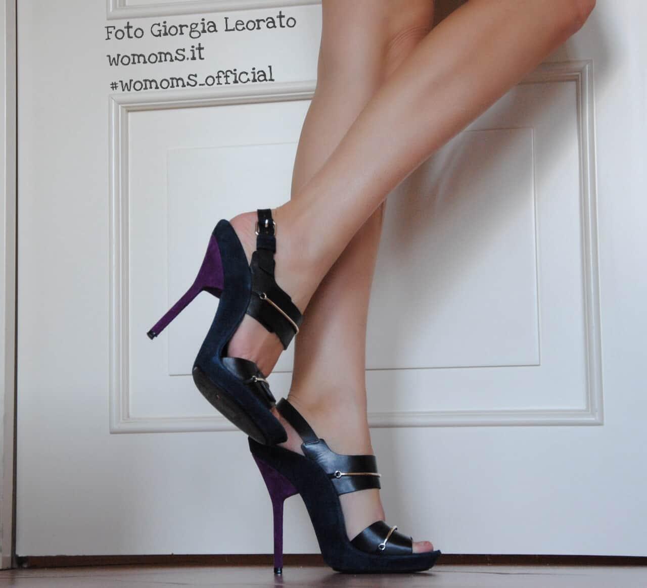 Donne e scarpe womoms for Sinonimo di personalita