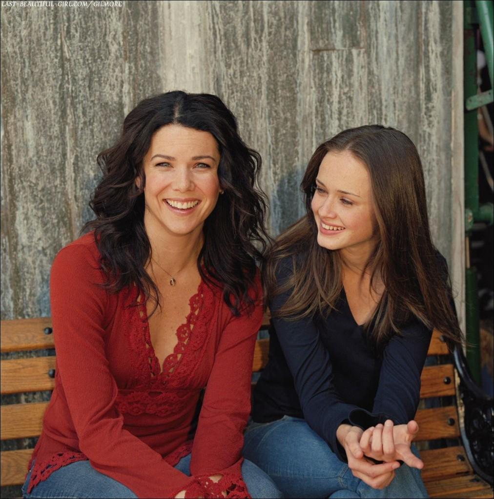 Gilmore Girls season 3 poster