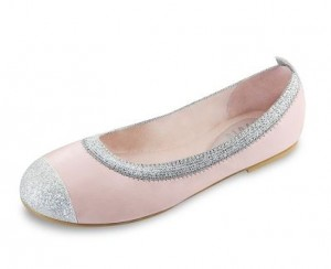 Bloch ballet shoes