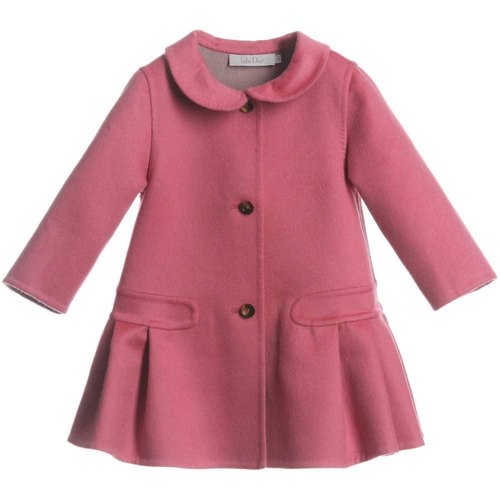 Dior: una cappotto in puro cachemire dal prezzo di 2.297 euro!