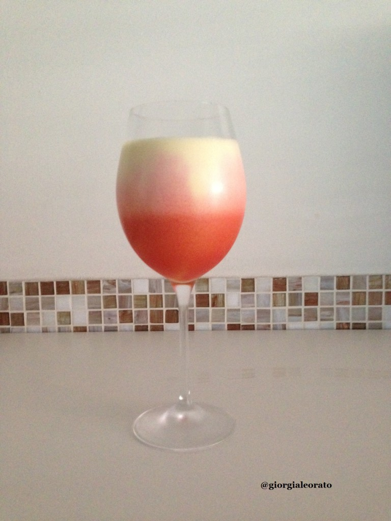 cocktail fruttato analcolico