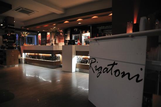 Rigatoni Roma