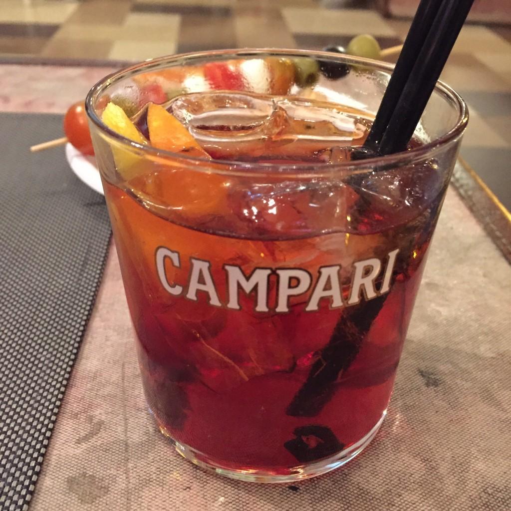 Spritz Campari