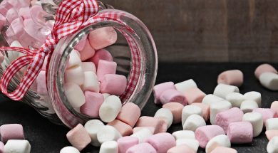 Marshmallows fatti in casa