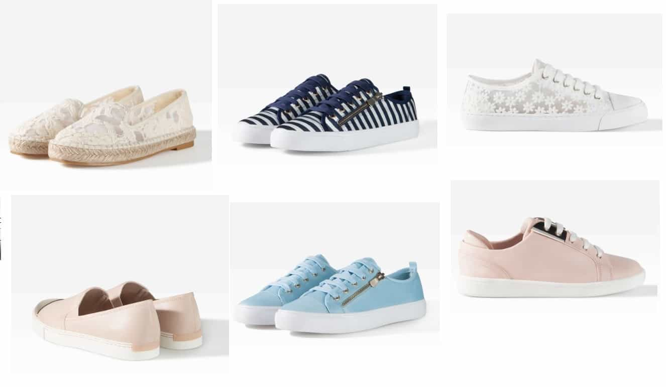 Spring Low Cost: passione sneakers