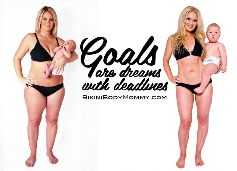 bikini body mommy challenge