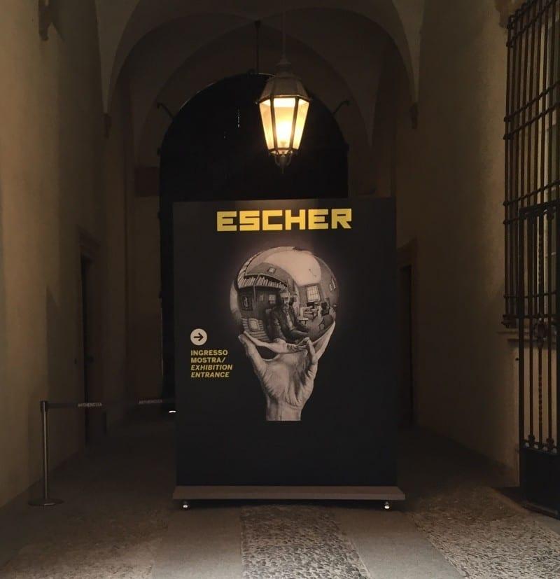 Escher Palazzo Albergati