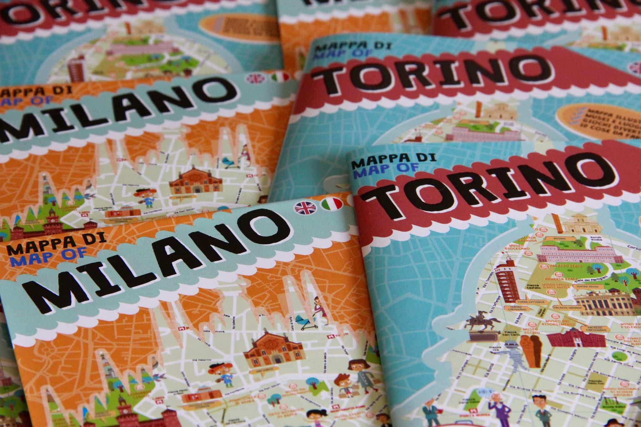 ItalyForKids, le mappe che storie!
