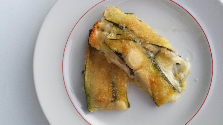 GLUTEN FREE: Riso e zucchine al forno