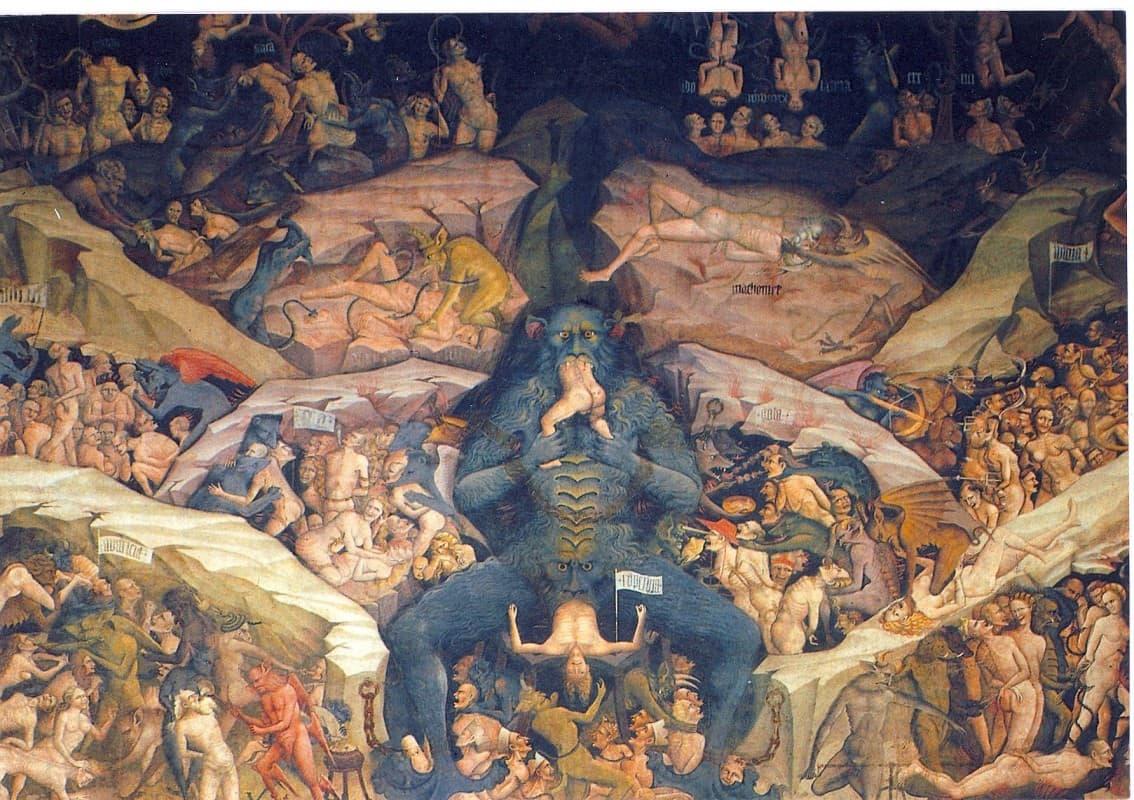 L'inferno di San Petronio
