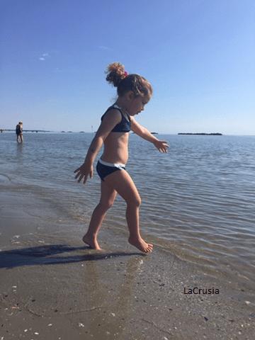 Bambini agitati: l'importanza del non usare la violenza