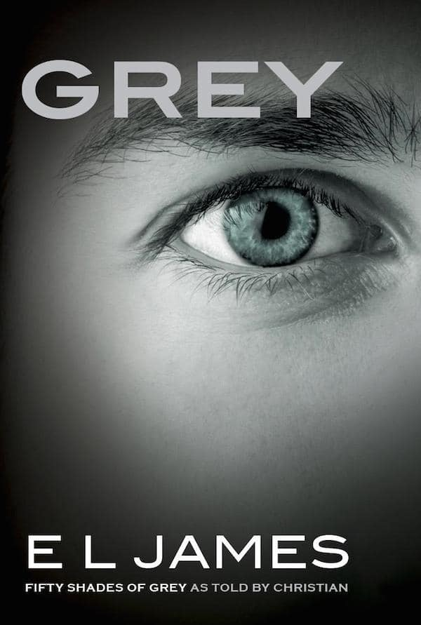 GREY- 50 sfumature di Christian
