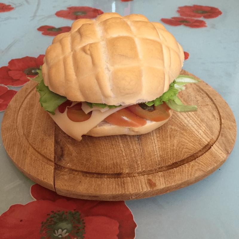 Panino da spiaggia: una ricetta facile e veloce!
