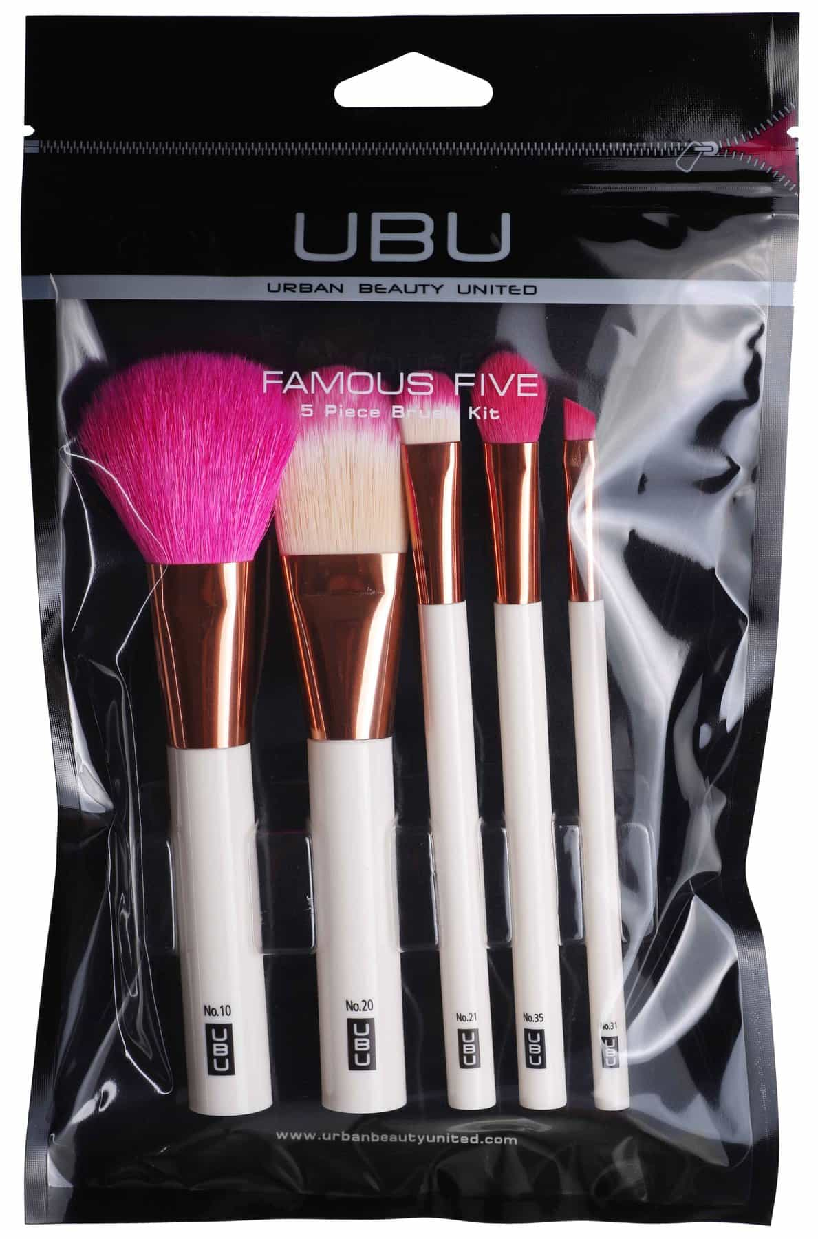 Ubu: pennelli makeup lowcost in vacanza