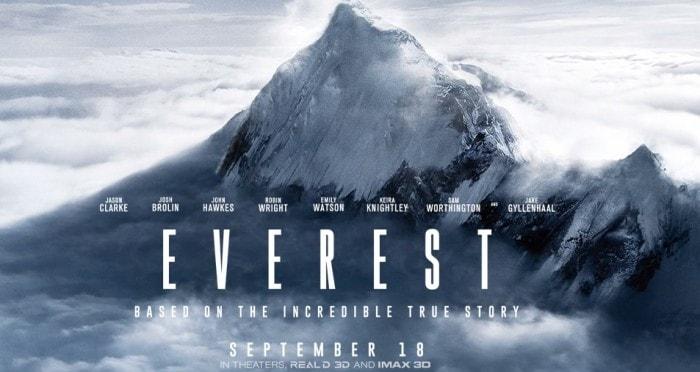 Everest, il film