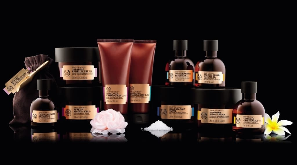 The Body Shop ci porta alla SPA