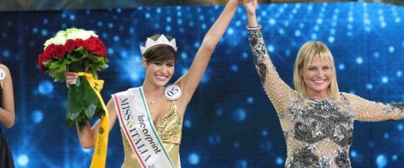 Alice Sabatini, la nuova Miss Italia 2015