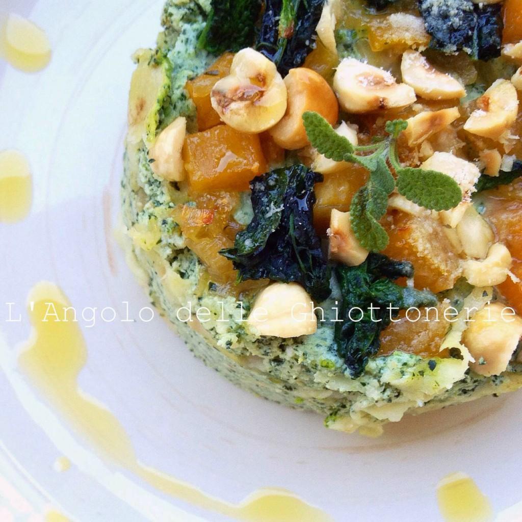 Lasagnetta veggie