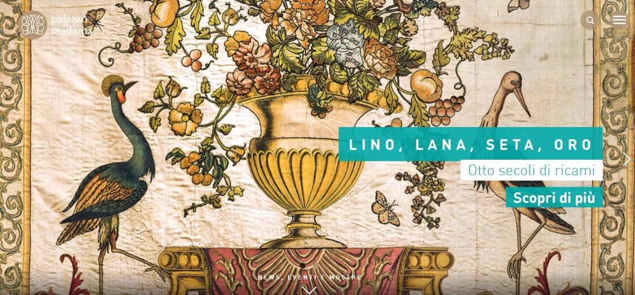 lino lana seta oro