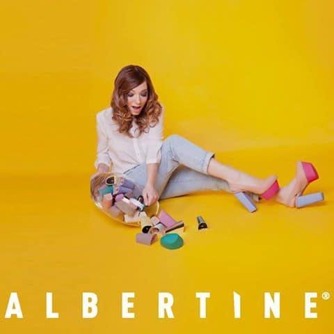 Ognuna le proprie scarpe: Albertine.