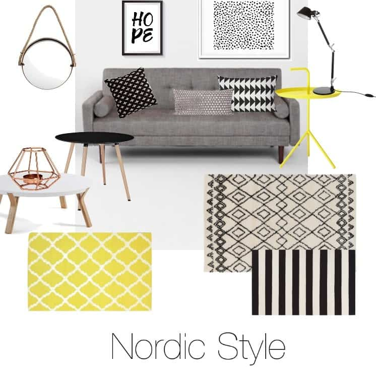 Home Decor: Stile Nordico