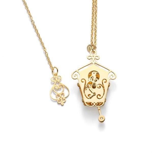 Iconoclass Cucù pendente argento dorato oro giallo GC002BD-GP_0. piccolo euro 159. grande 189