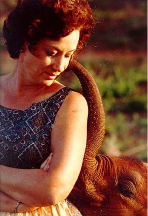 Dame Daphne Sheldrick