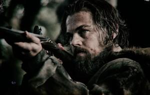"""DiCaprio in una scena del film """"The revenant - redivivo"""""""
