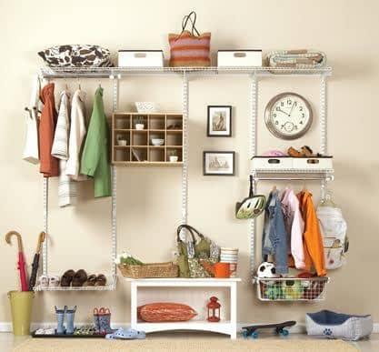 Come organizzare l'armadio dei bambini?