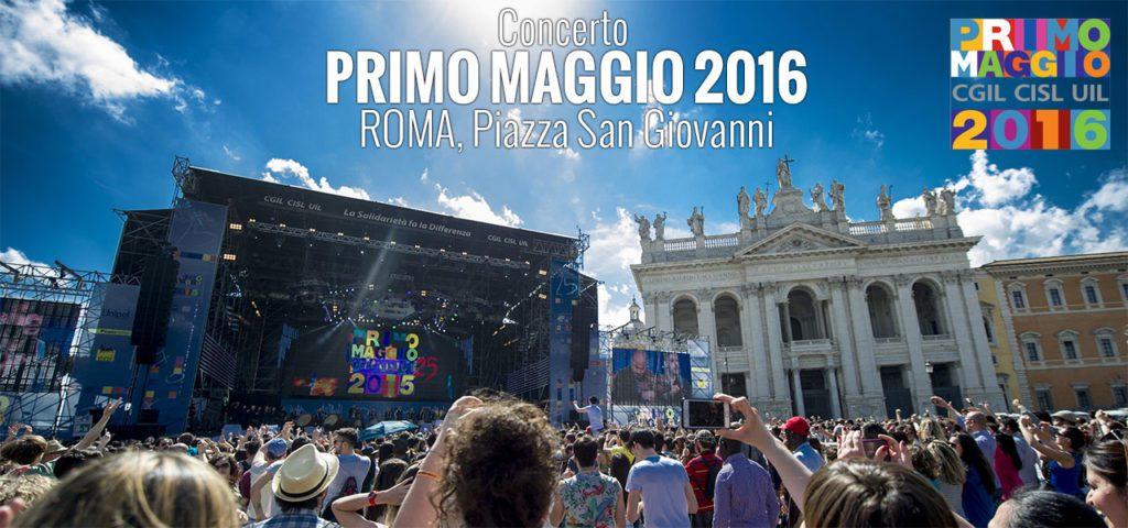 Concerto del primo maggio di Roma