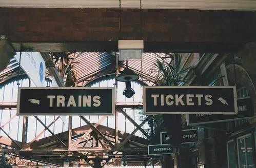 Il biglietto nel bon ton del viaggiatore