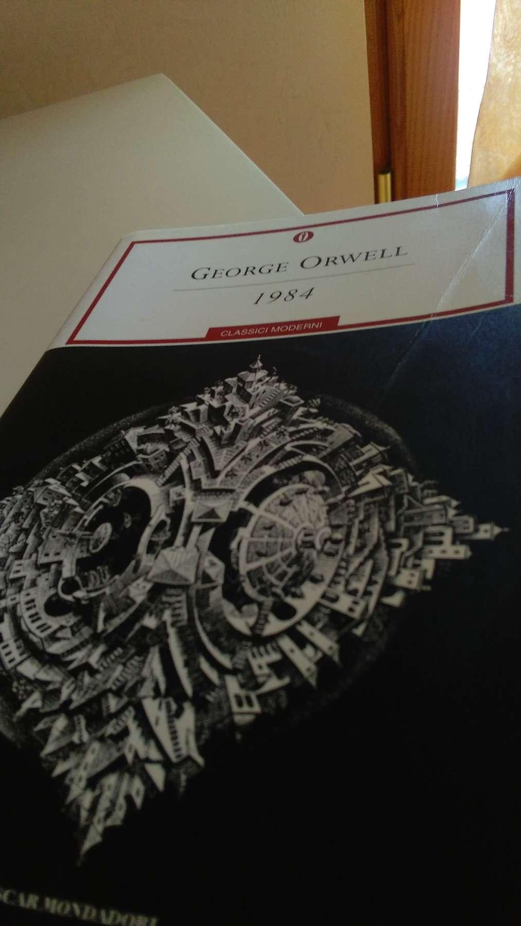 1984 – George Orwell e il Grande Fratello
