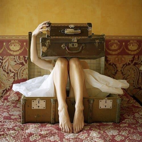 I bagagli secondo il bon ton del viaggiatore