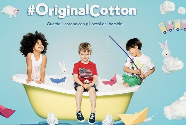 I Love Cotton con Original Marines