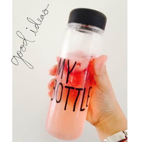 My bottle bottiglia