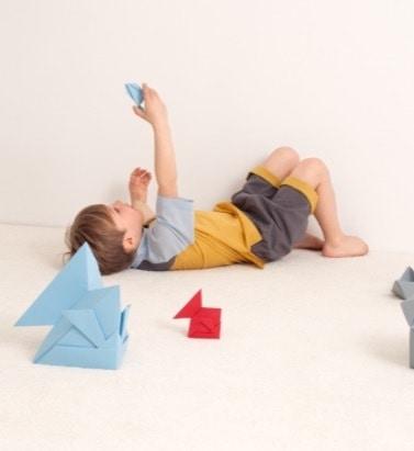"""Bumoon presenta i suoi """"Origami"""""""