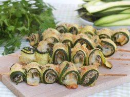 spiedini di zucchine 1
