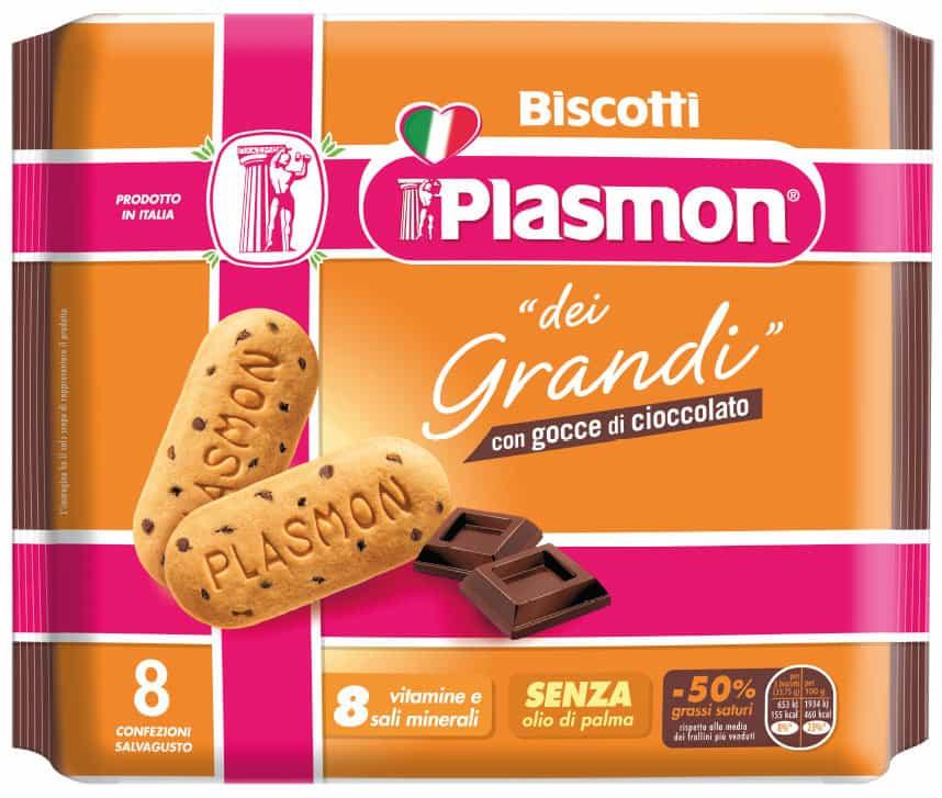 """Plasmon """"dei grandi"""""""