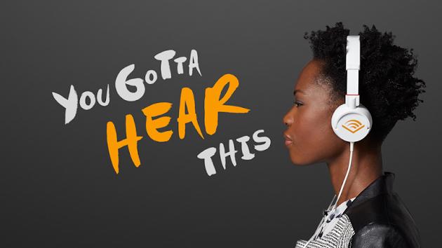 Audible: una nuova lettura per le orecchie!
