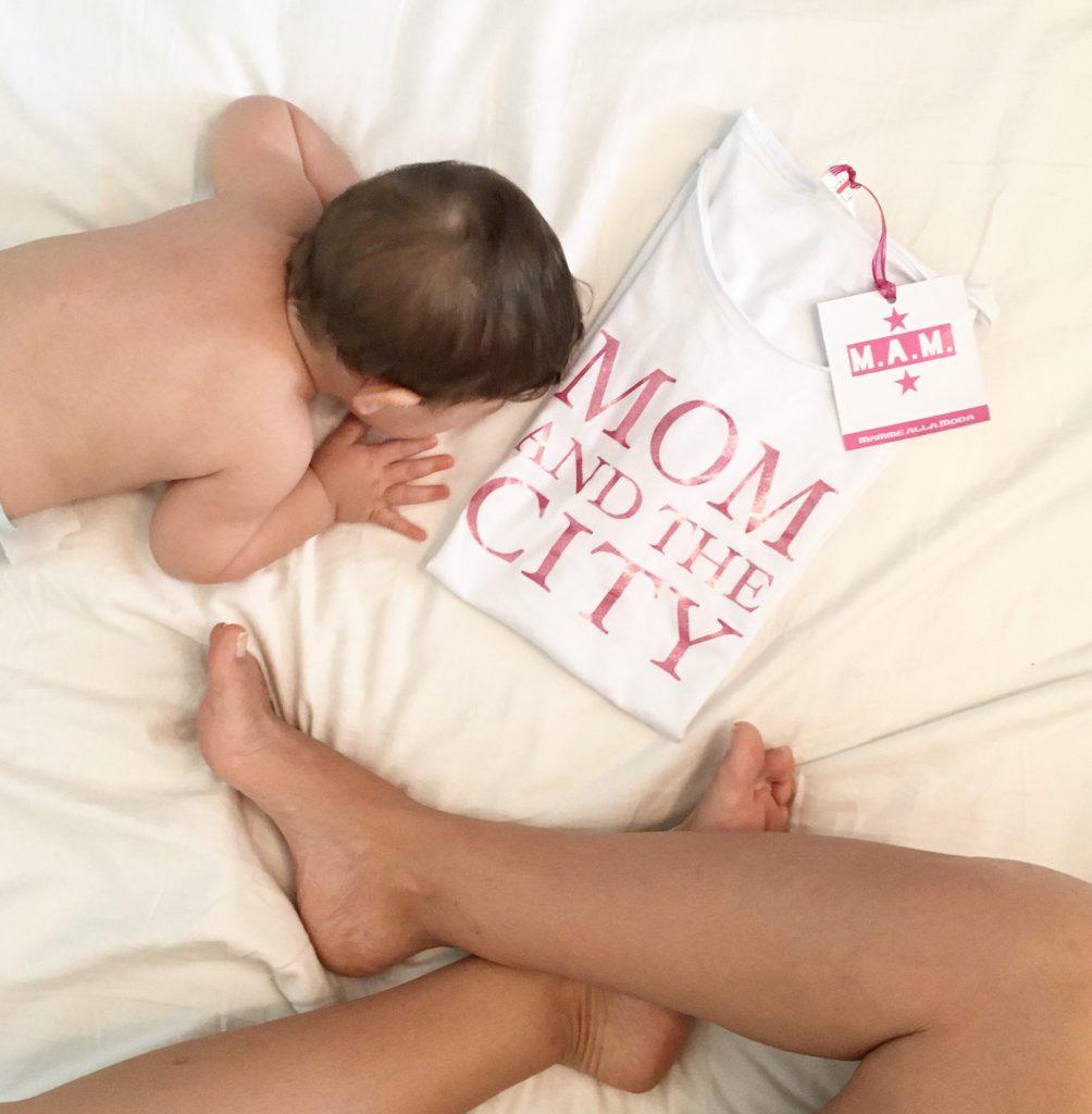 t-shirt MAMMEALLAMODA